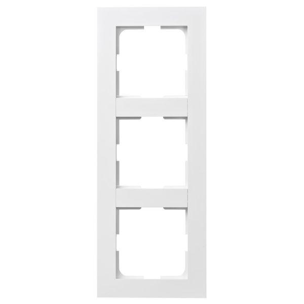 Elko Plus Yhdistelmäkehys valkoinen 3-lokeroinen