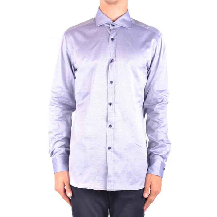 Jacob Cohen Men's Shirt Blue 163787 - blue 41