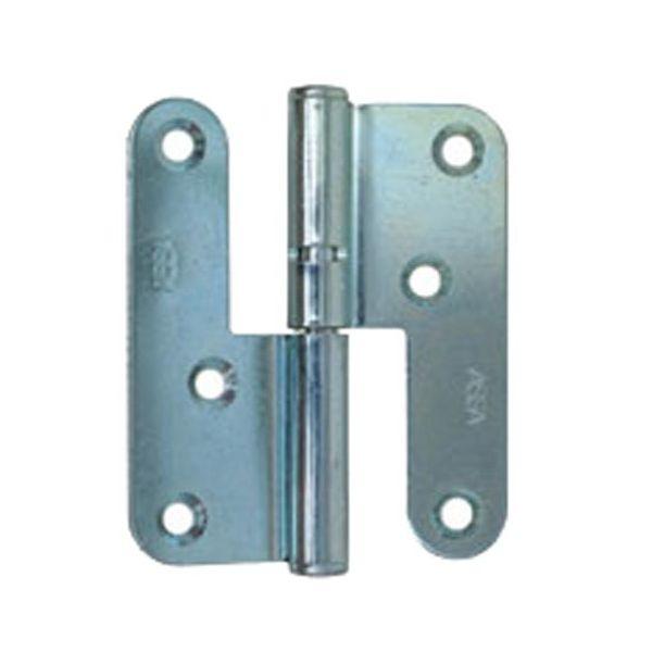 ASSA 463847163057 Løftehengsel 100 mm, ufalsede dører Høyre