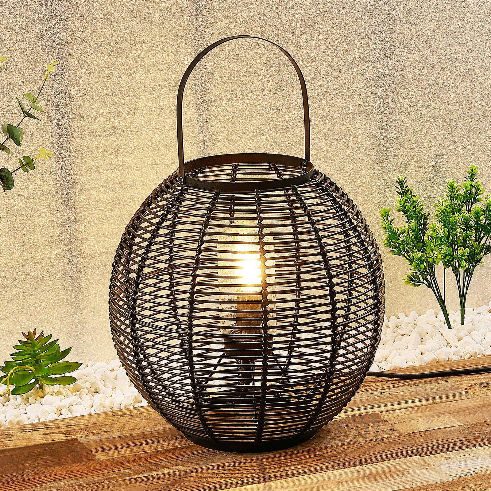 Arcchio Feysal utendørs bordlampe