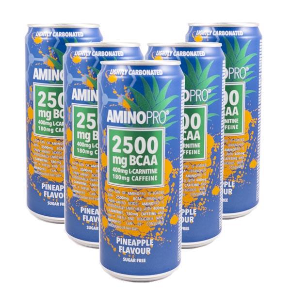 AminoPro BCAA Pineapple x 6 st