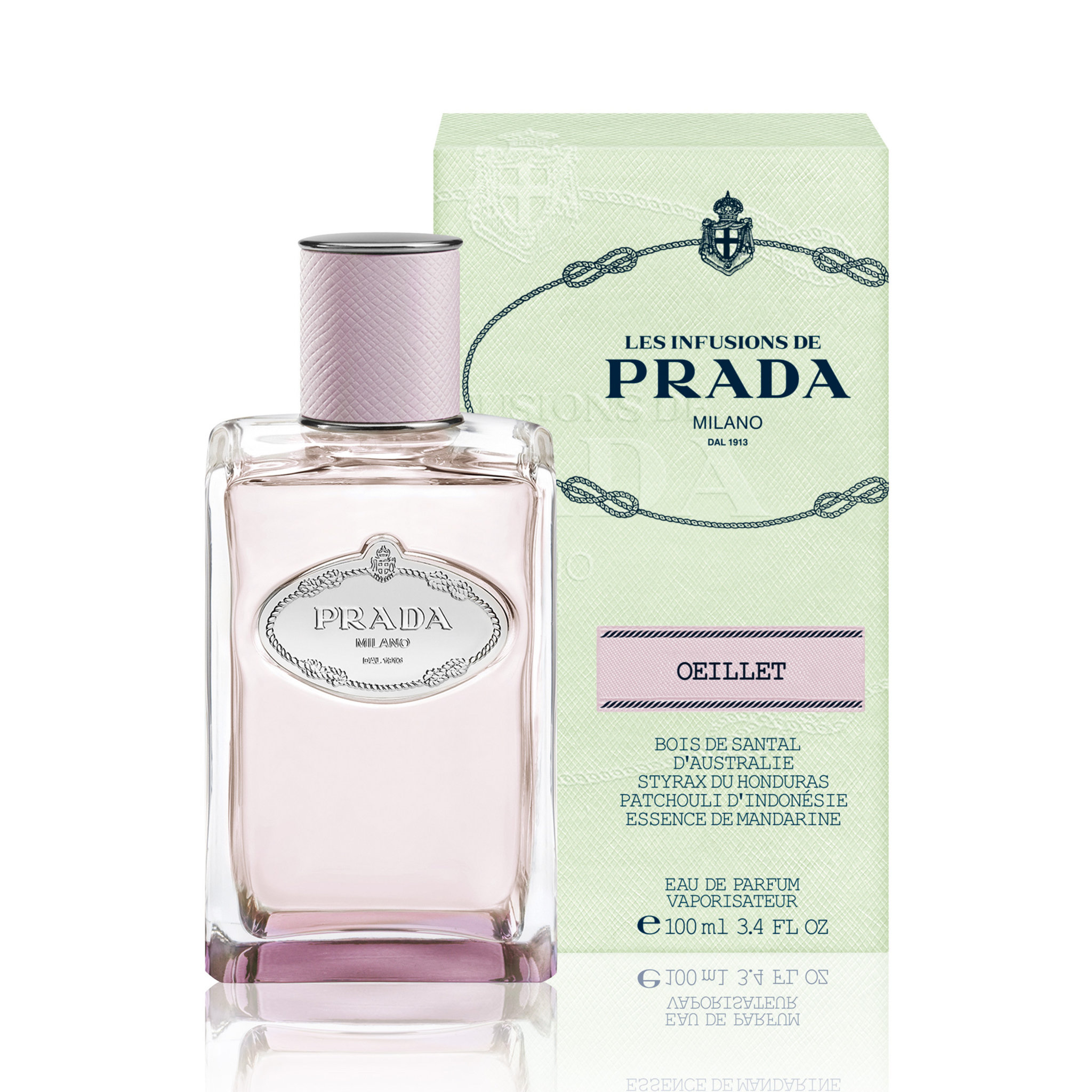 Les Infusions Oeillet EdP