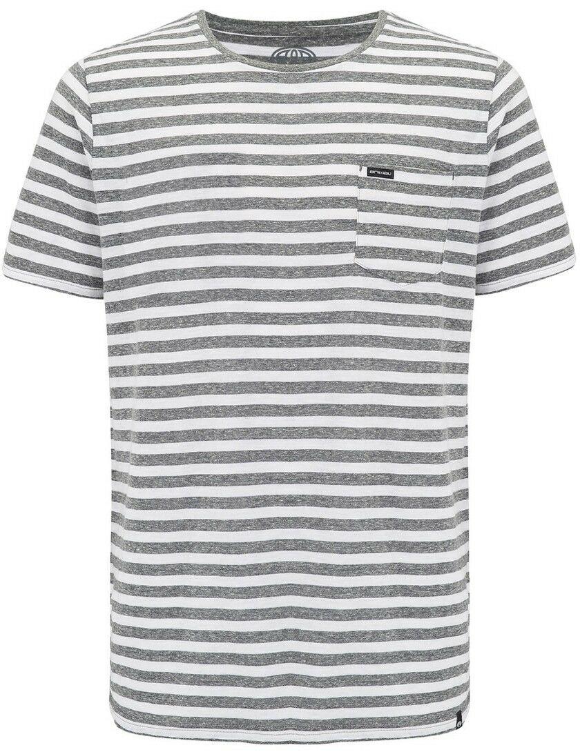 Animal Clothing Men's Pocket T-Shirt Grey - S Black