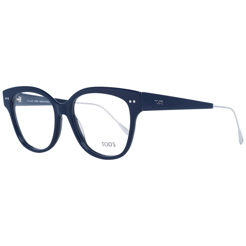 Tod's Women's Optical Frames Eyewear Blue TO5191 53090