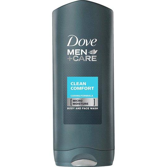 Clean Comfort, 250 ml Dove Kylpy & Suihku