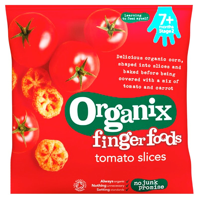 "Lastenruoka ""Tomato Slices"" 20 g - 39% alennus"