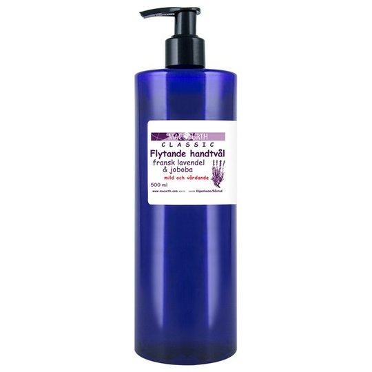 MacUrth Flytande Tvål Fransk Lavendel & Jojoba, 500 ml