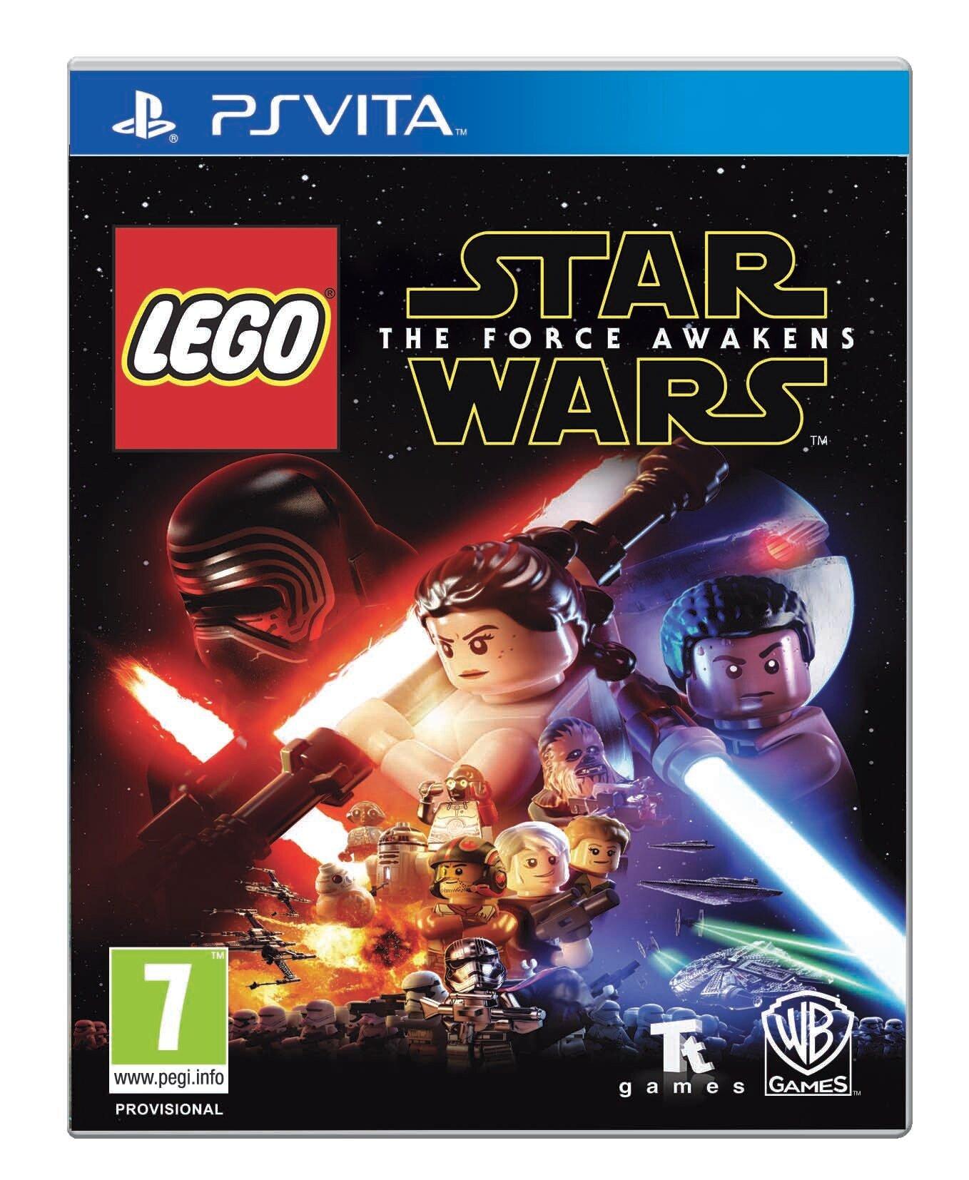 LEGO Star Wars: The Force Awakens (SPA)