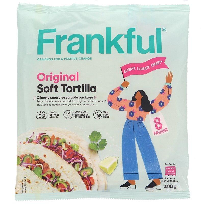 Soft Tortilla Original 8-Pack - 13% rabatt