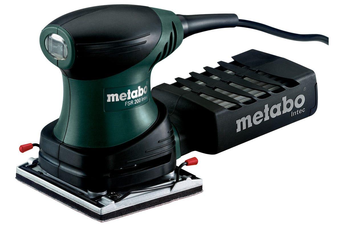 Metabo Plansliper FSR 200 Intec