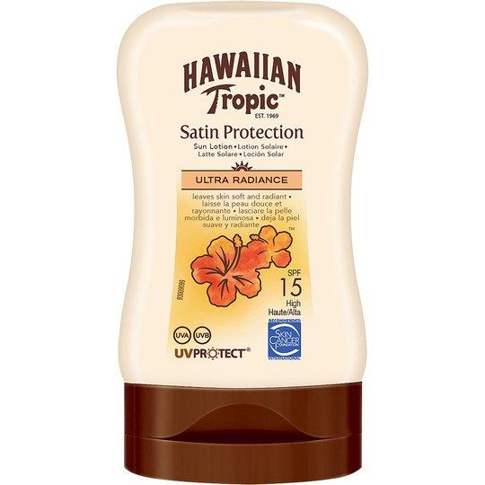 Hawaiian Tropic Satin Protection Lotion SPF 15, 100 ml Hawaiian Tropic Aurinkosuojat