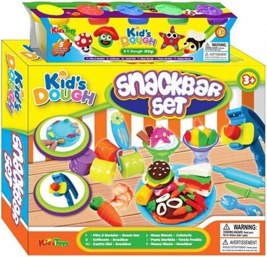 Kid's Dough Lekeleire Kjøkkensett