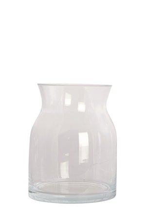 Vase Ruby Ø 13x16 cm - Klar