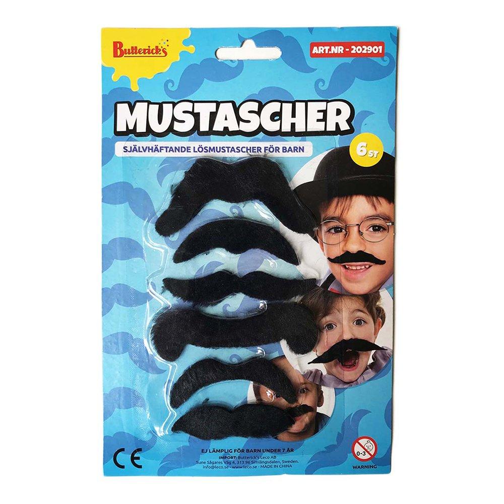 Mustascher för Barn