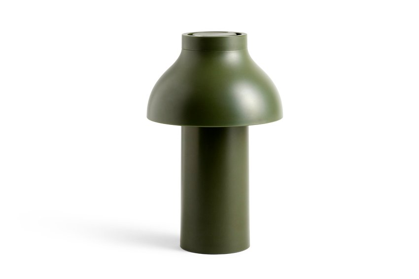 HAY - PC Portable To Go Lamp - Olive (4104312009000)