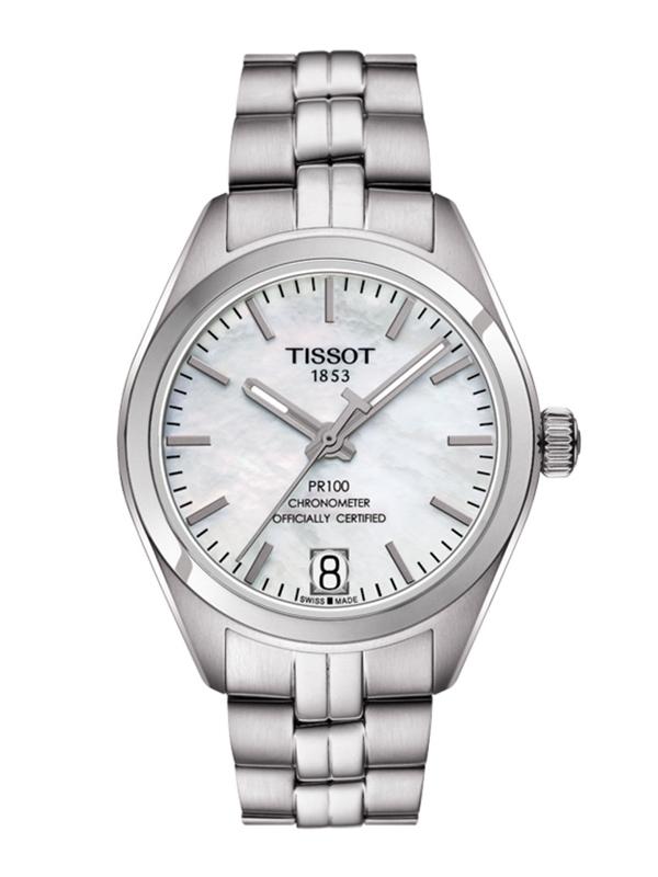 Tissot PR 100 Ladies Chronometer T101.208.11.111.00