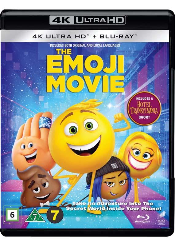 Emoji Movie, The (4K Blu-Ray)