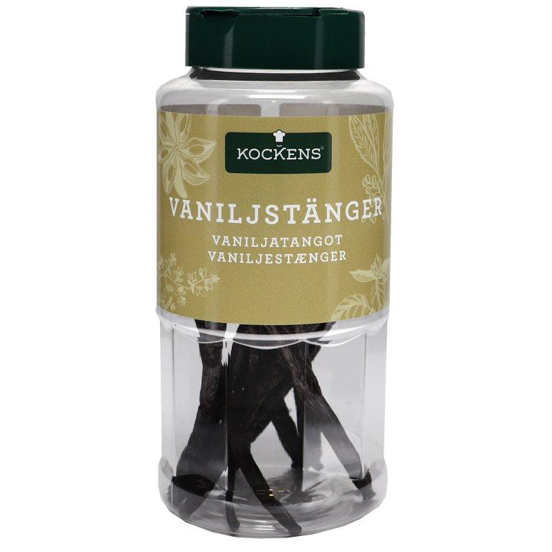 Vaniljatangot ISO - 50% alennus