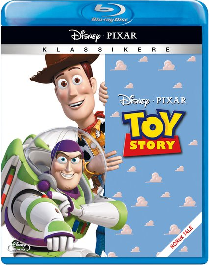 Disney Pixar Toy Story 1 Blu-Ray