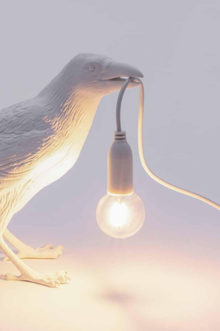 Ljuskälla till Bird lamp 2W