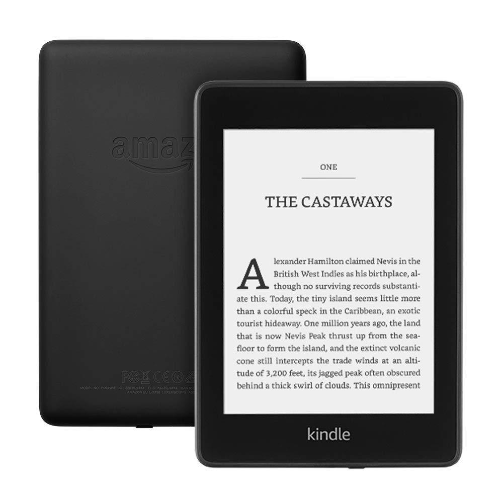 Amazon Kindle Paperwhite 6'' WiFi 8GB (2018) black
