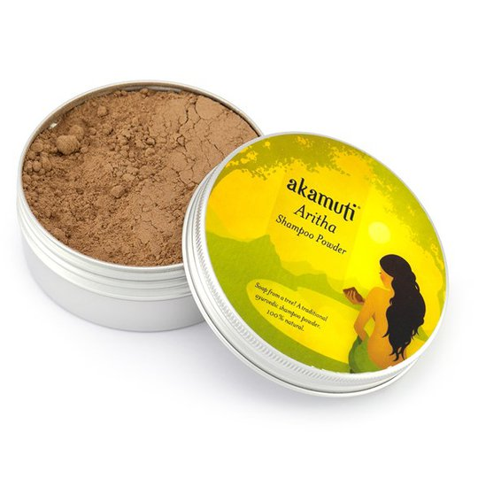 Akamuti Aritha Shampoo Powder, 100 g