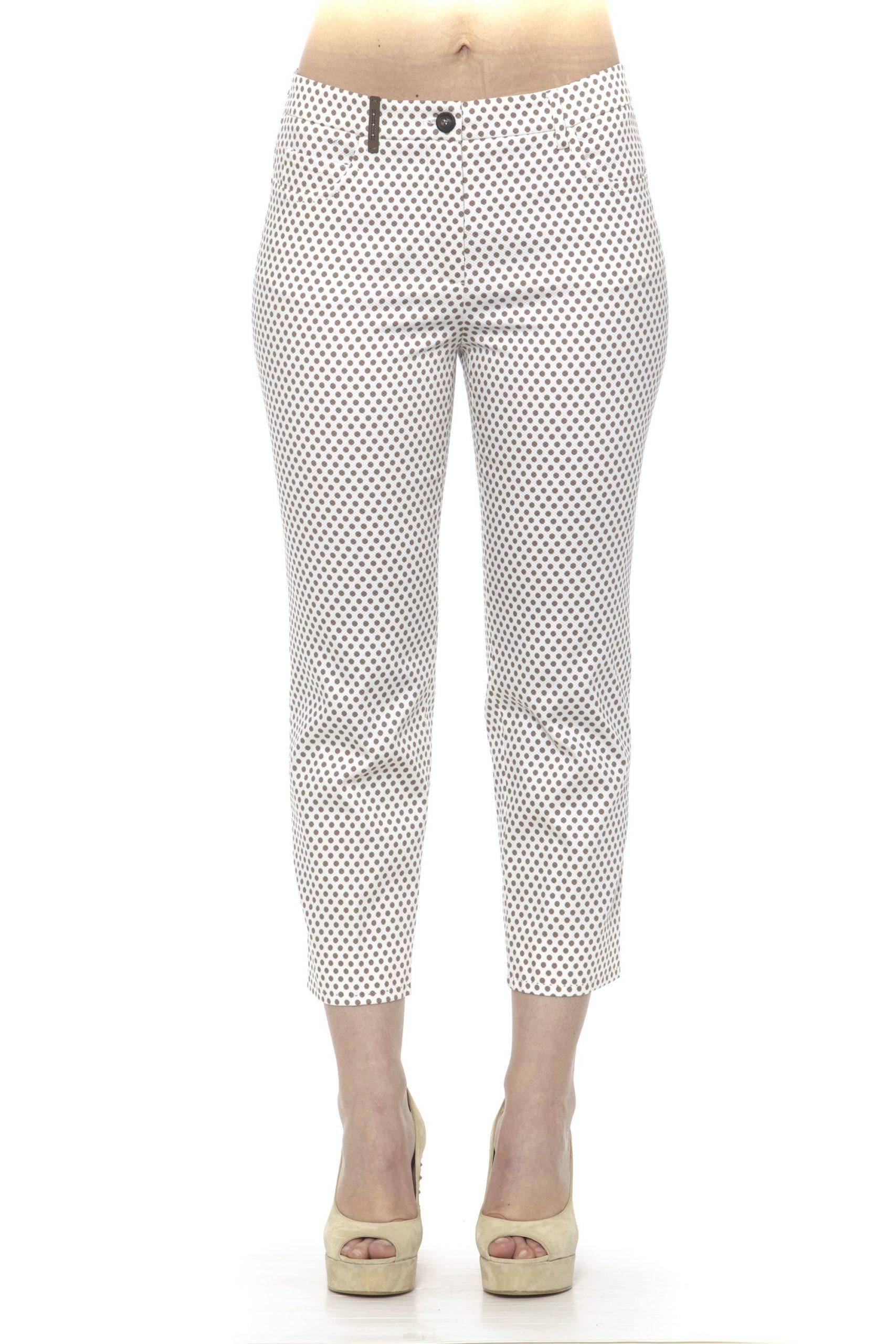 Beige Jeans & Pant - IT44   M