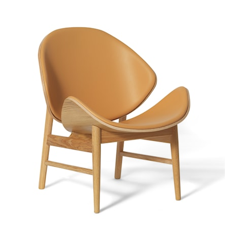 The Orange Lounge Chair Nature Vitoljad Ek