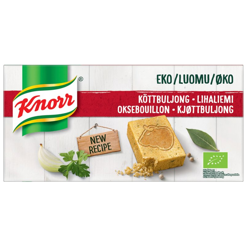 Luomu Lihafondi - 11% alennus