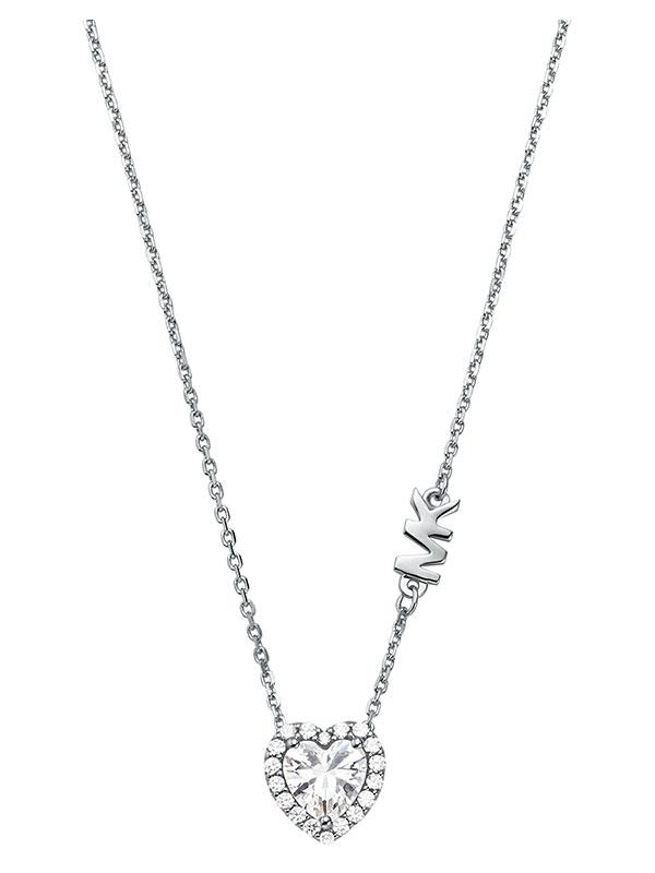 Michael Kors Halsband - Silver MKC1520AN040