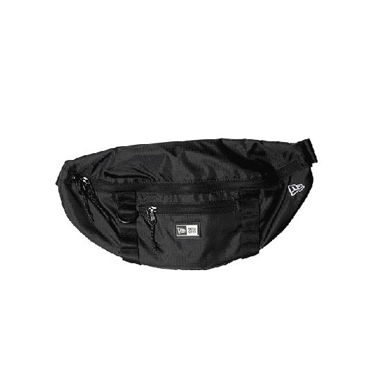 New Era Waist Bag Light, Black