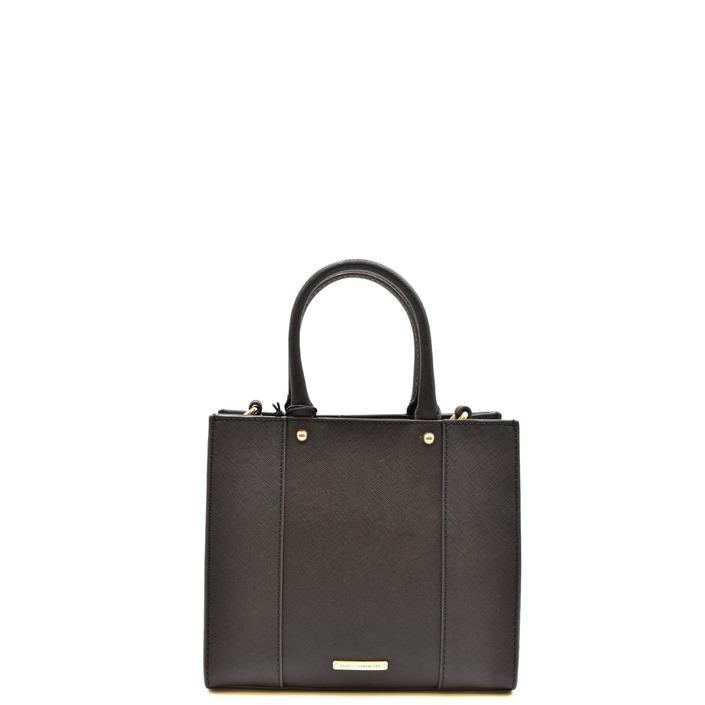 Rebecca Minkoff Women's Handbag Black 315148 - black UNICA