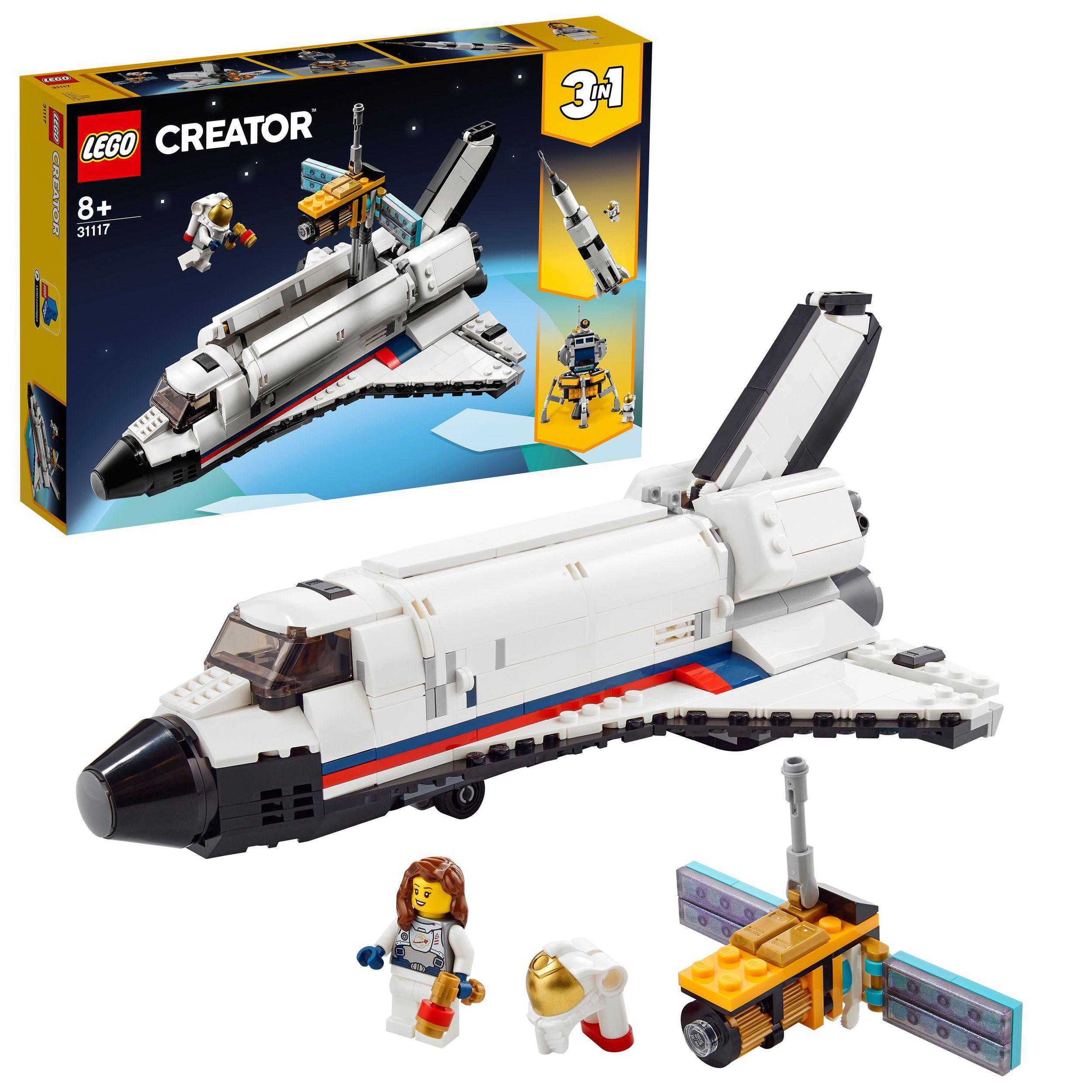 LEGO Creator - Space Shuttle Adventure (31117)