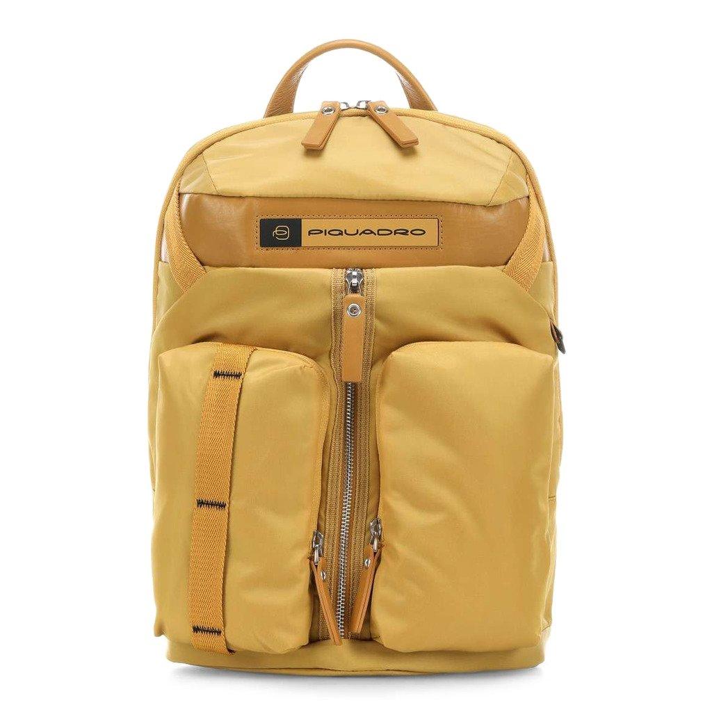 Piquadro Men's Backpack Various Colours CA5038BIO - yellow NOSIZE