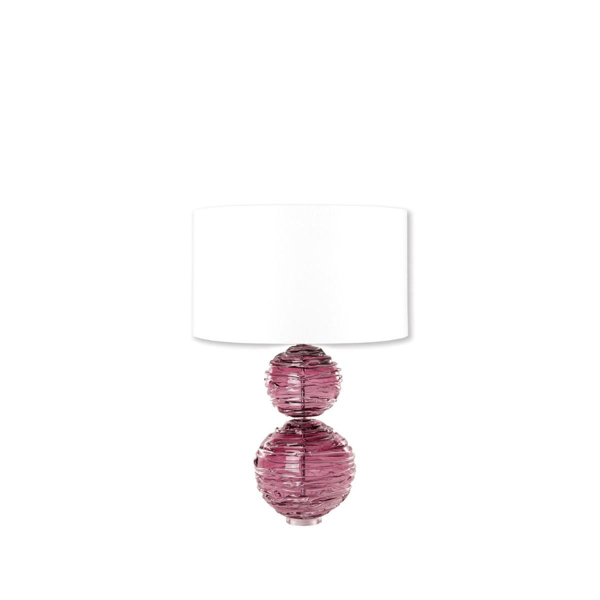 William Yeoward | Alfie Junior Table Lamp Gold Ruby