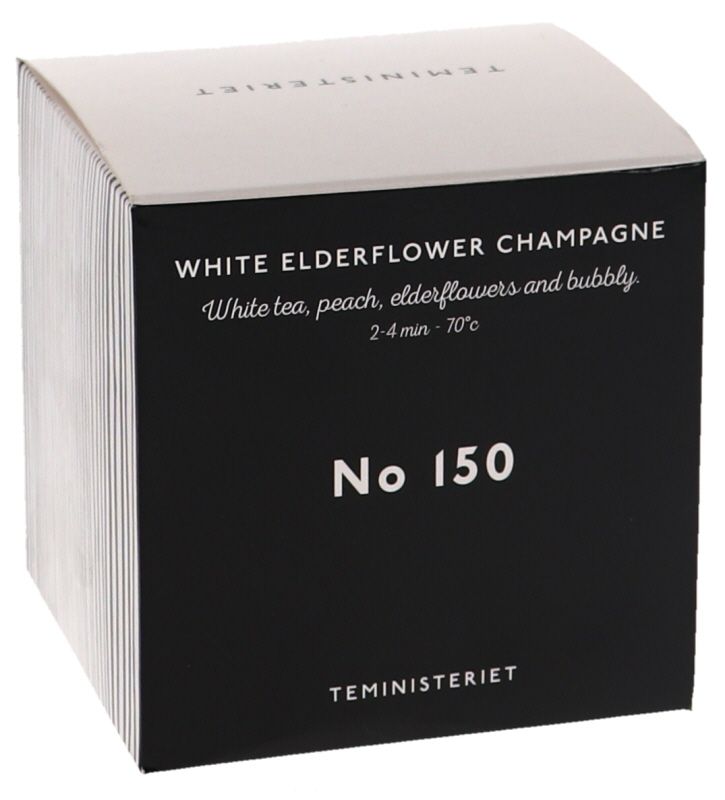 Te White Elderflower Champagne - 67% rabatt