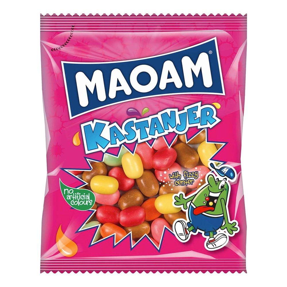 Maoam Kastanjer Godispåse - 120 gram