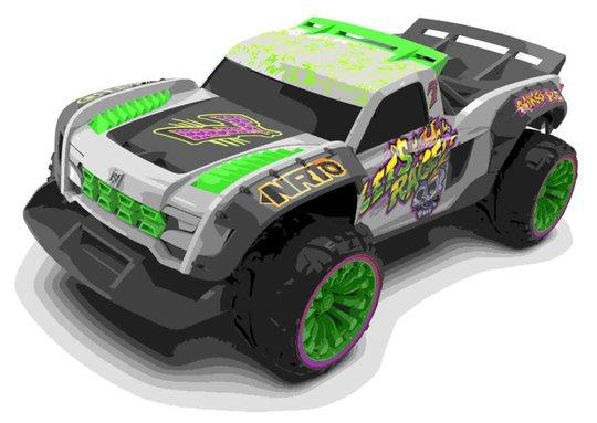 Nikko Radiostyrt Bil Let's Race 7