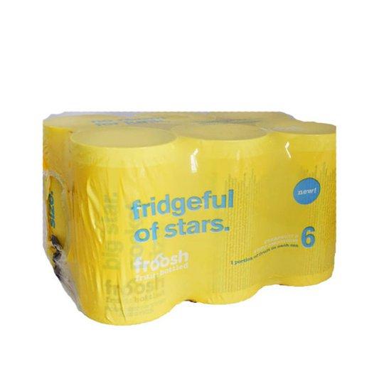"""Smoothie """"Stjärnfrukt & Yuzufrukt"""" 6 x 150ml - 58% rabatt"""
