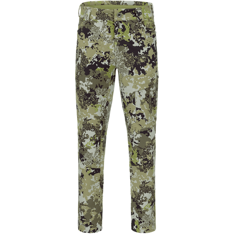 Blaser Men's Resolution Pants 52 Camo Robust værbestandig, allround jaktbukse