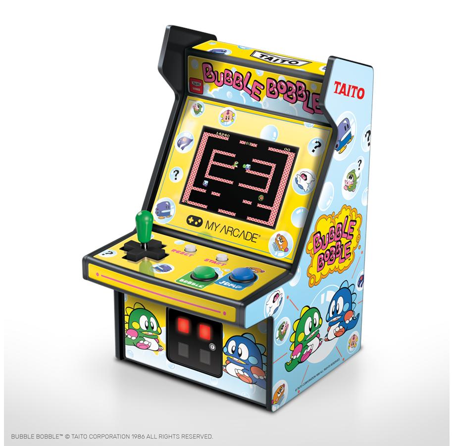 Myarcade Micro Player Bubble Bobble