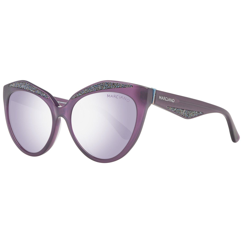 Guess By Marciano Women's Sunglasses Purple GM0776 5678B