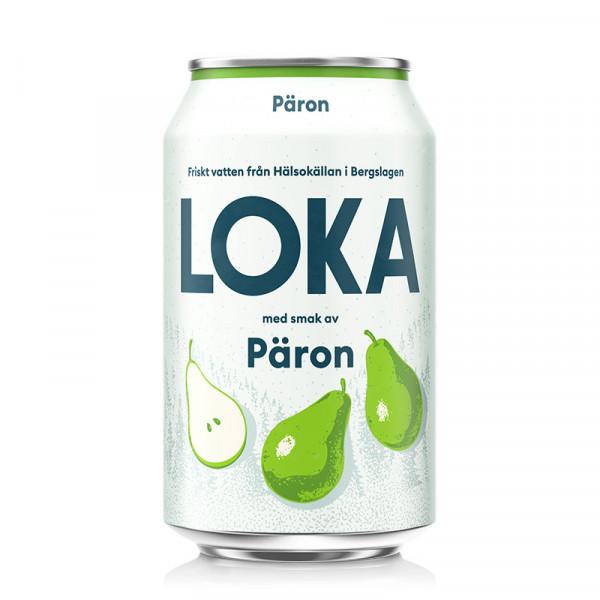 Loka Päron Burk 33cl
