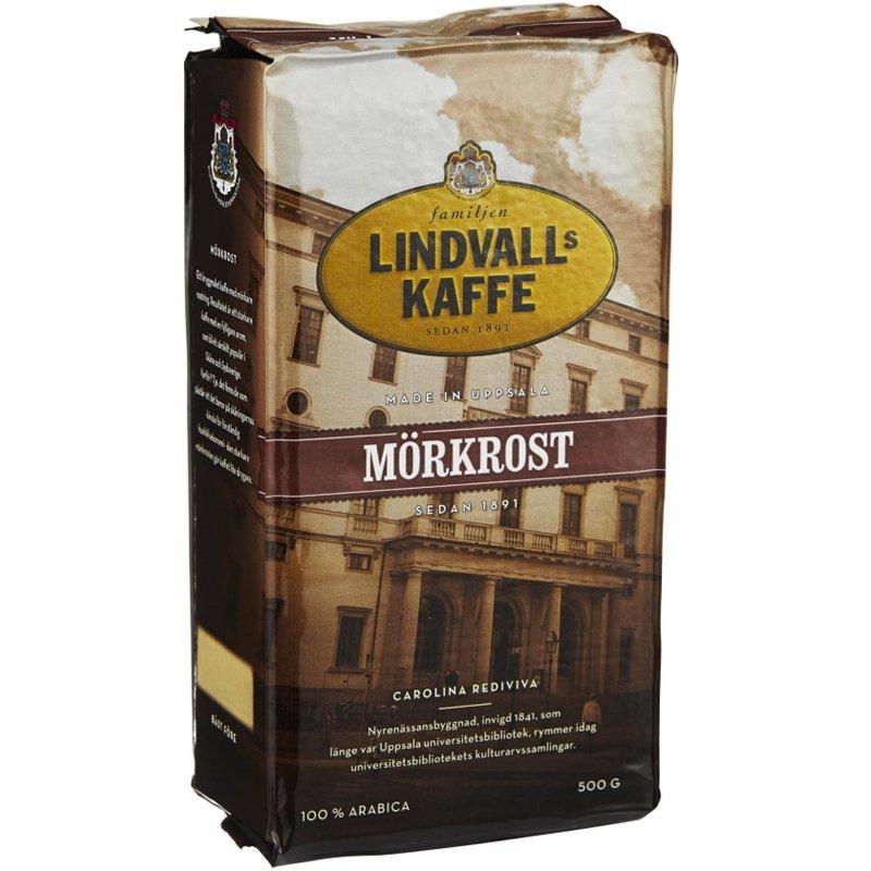 """Kaffe """"Mörkrost"""" 500g - 37% rabatt"""