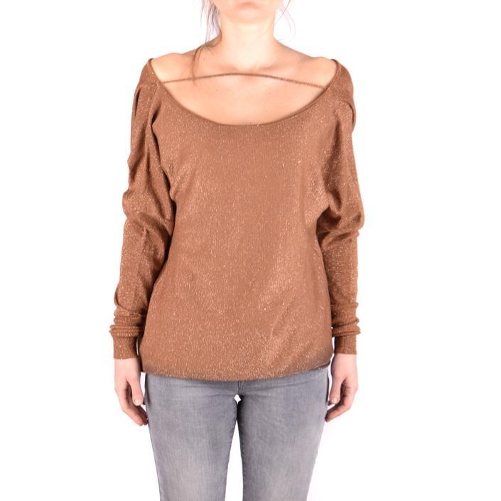 Pinko Women's Sweater Brown 161021 - brown M