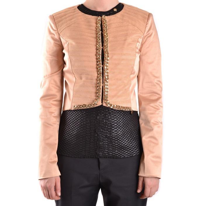 Elisabetta Franchi Women's Blazer Beige 161198 - beige 42