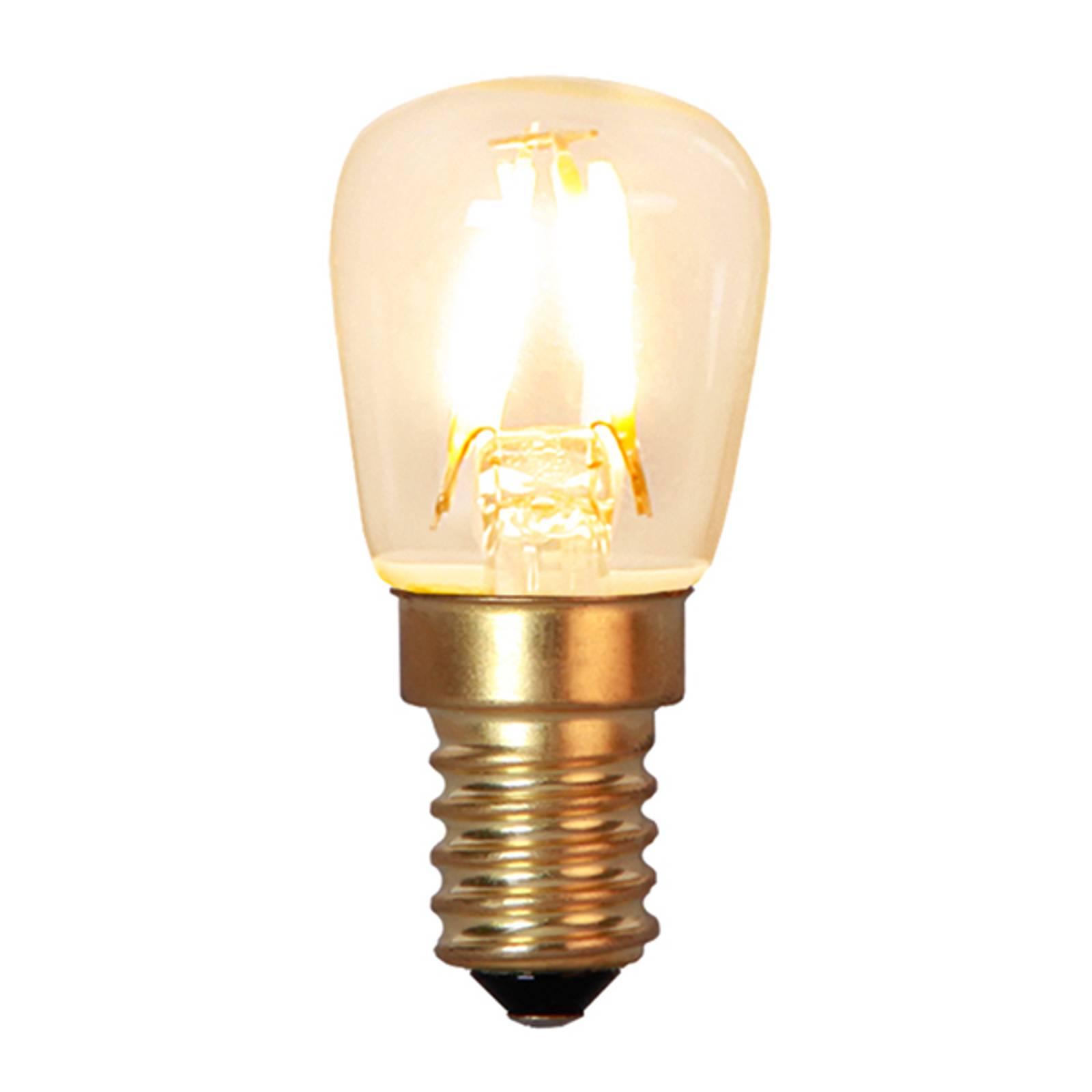 E14 1,3W 821 -LED-lamppu, 2 kpl / pakkaus