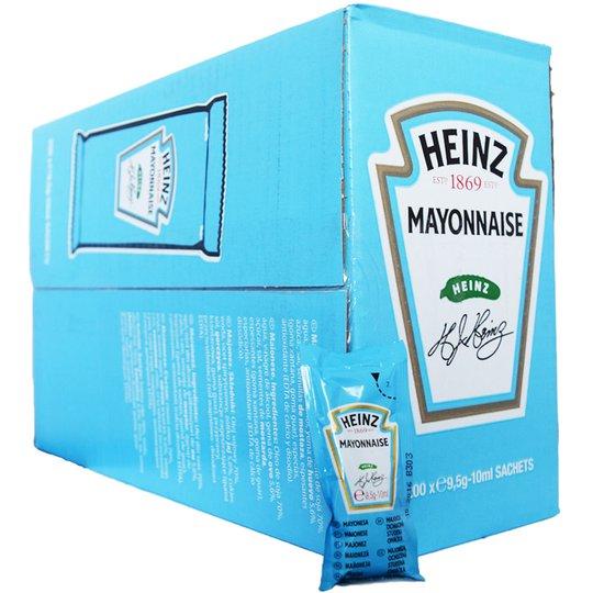 Hel Låda Majonnäs Portionsförpackningar 200 x 10ml - 67% rabatt