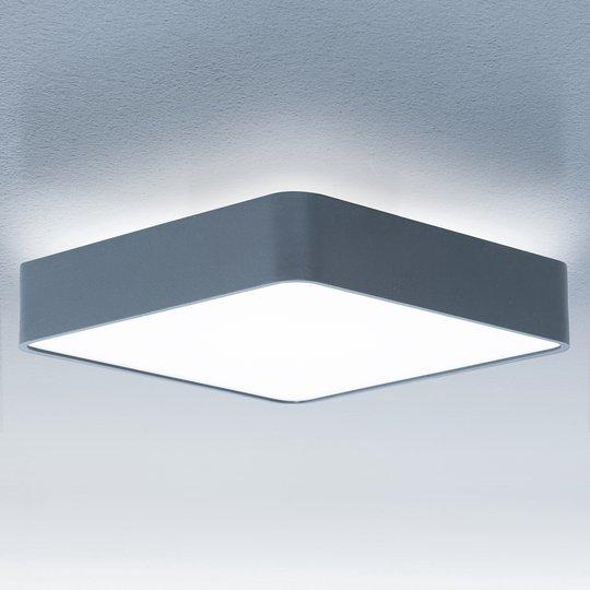 Nelikulmainen kattovalaisin LED Caleo-X2 uw 53 cm