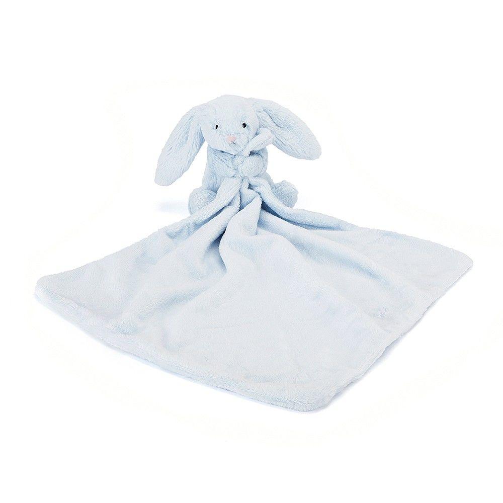 Jellycat Snuttefilt Kanin, Blå